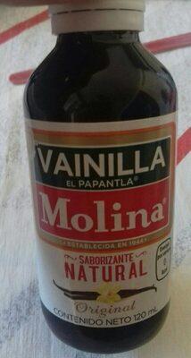 Saborizante natural de vainilla - Product
