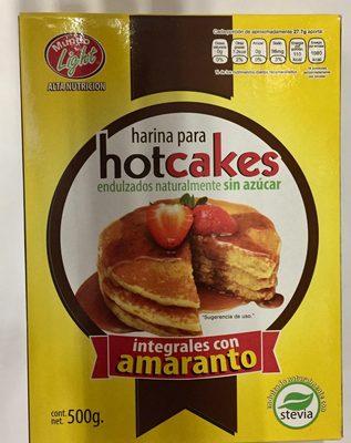 Harina para Hot cakes - Producto - es