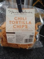 Chili Tortilla Chips Mais Jaune - Produit - fr