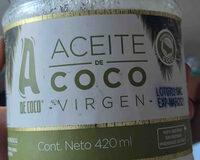 aceite A de coco - Product - en