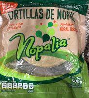 Tortillas de nopal - Producto - es