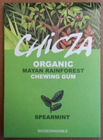 Organic Chewing Gum Spearmint - Product