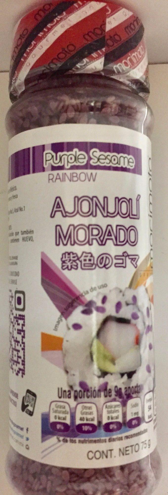 AJONJOLI MORADO - Product - es