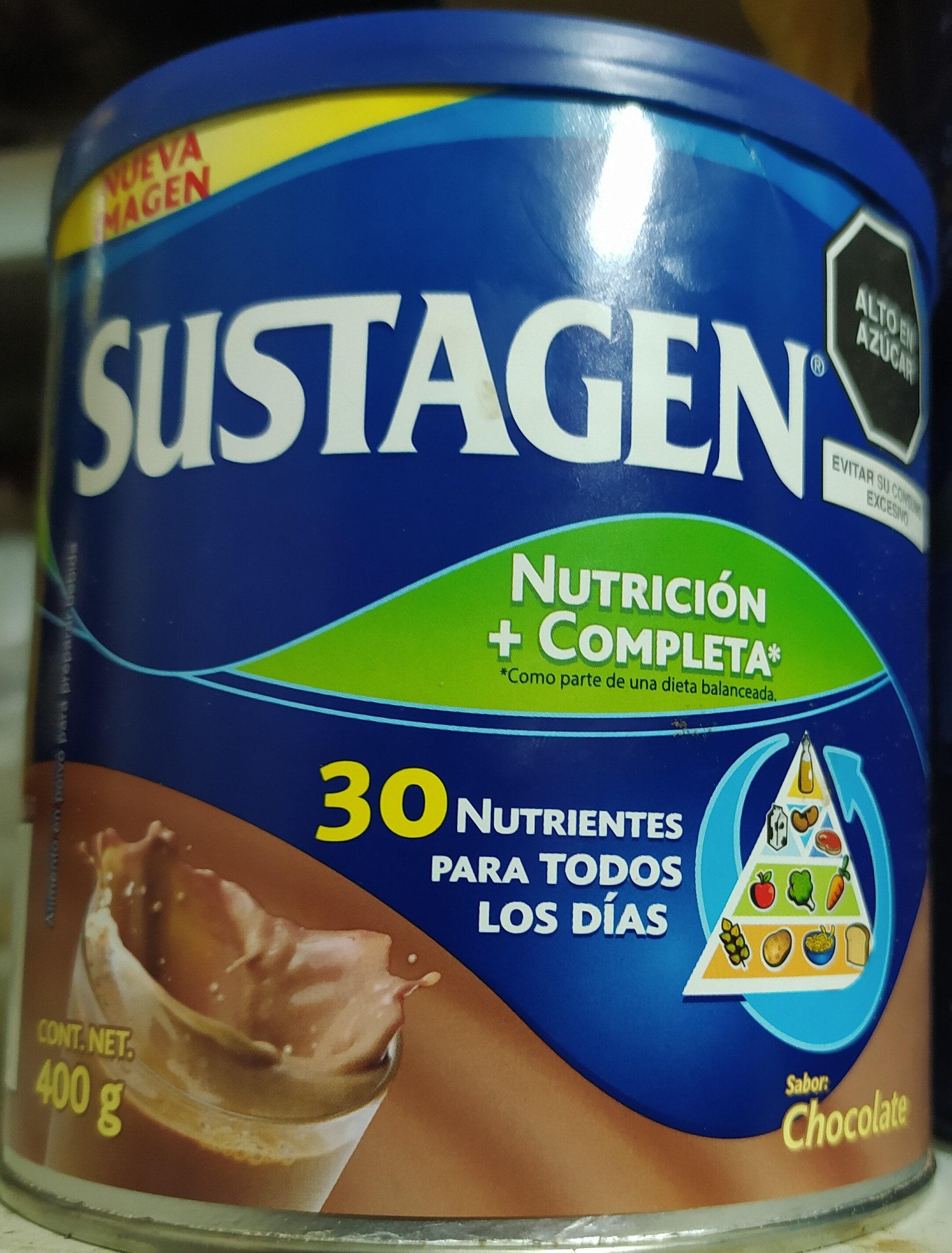 Sustagen sabor chocolate - Produto - es