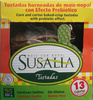 Tostadas de maíz con nopal Susalia - Produit