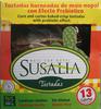 Tostadas de maíz con nopal Susalia - Product