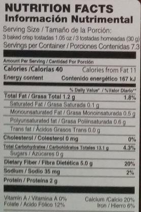 Maiz valor nutricional