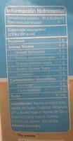 Galletas cinnamon vanilla Trusnack - Información nutricional - es