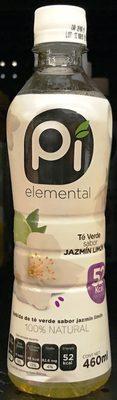 Té verde sabor jazmín limón - Product - es