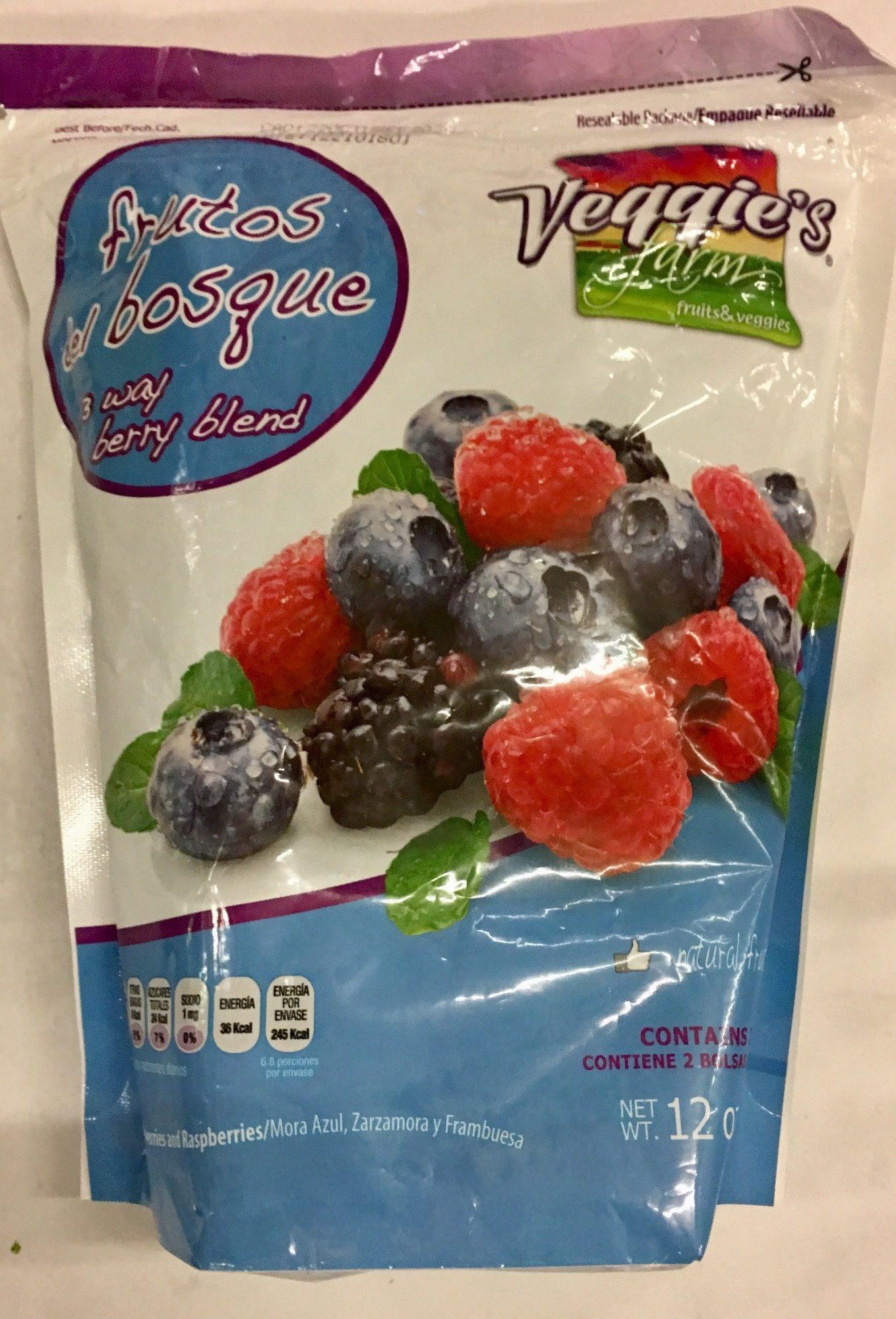 Frutos del Bosque - Produit - es