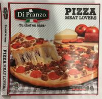 Pizza Meat Lovers - Product - es