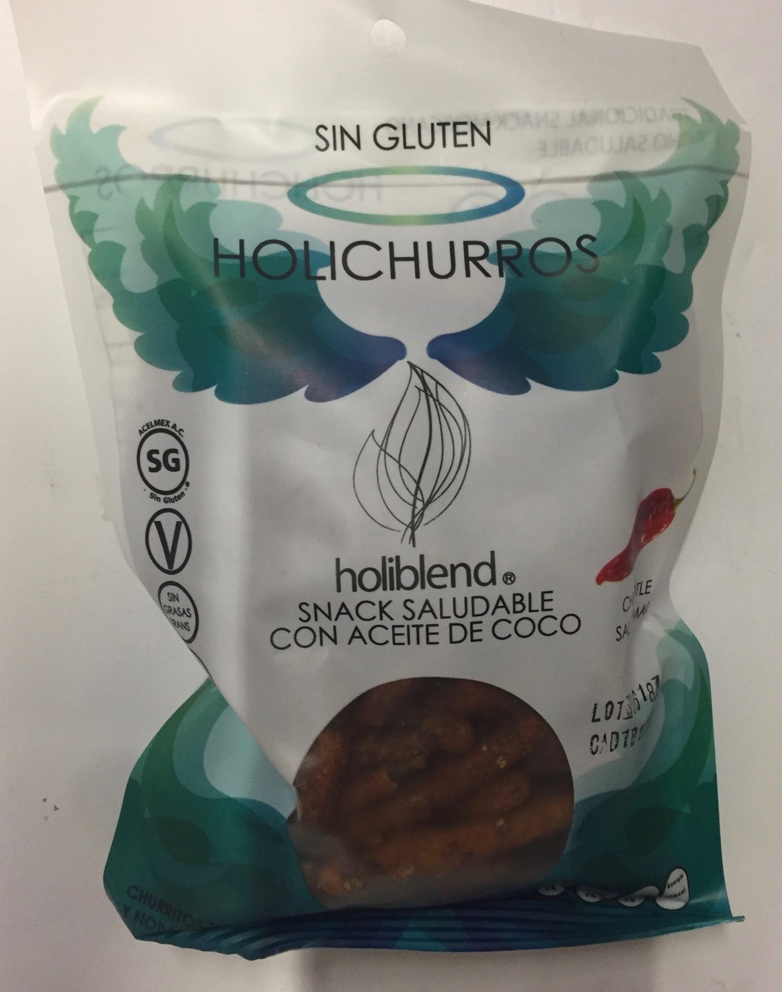 Holichurros holiblend - Producto - es