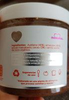 Crema de avellana con cacao - Ingrédients - es