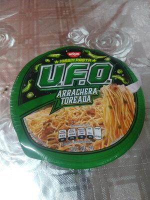 Nissin UFO Arrachera - Produit - es