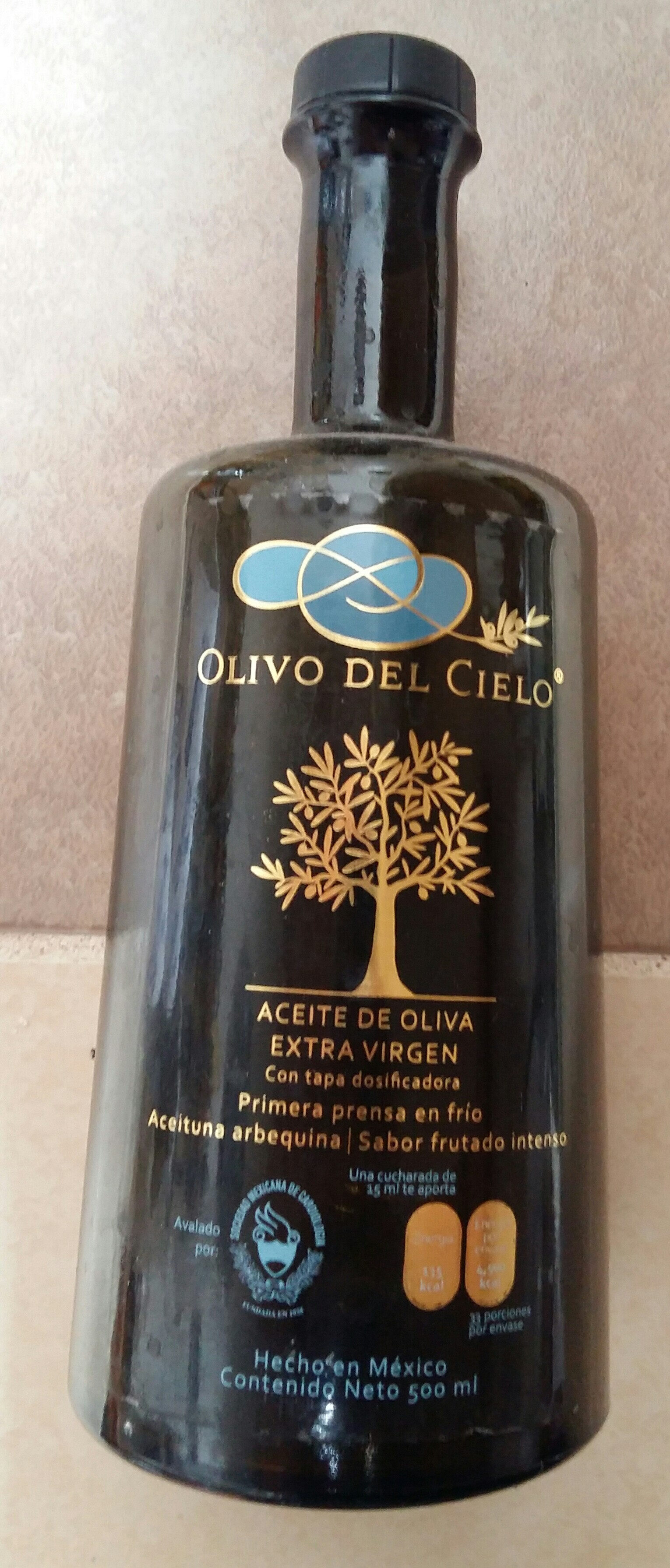Aceite de oliva extra virgen - Product - es