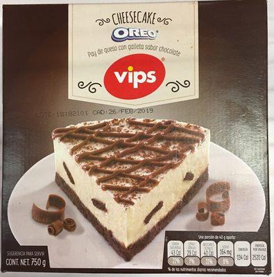 Cheesecake Oreo - Product
