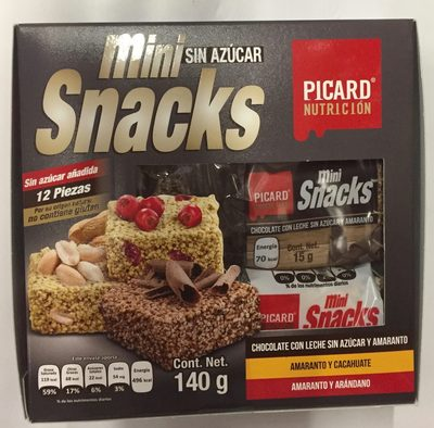 Mini snacks Picard - Product