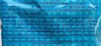 Vualá Chocolate Sorpresa - Voedingswaarden - es