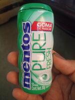 mentos goma de mascar sabor yerbabuena - Producto - es
