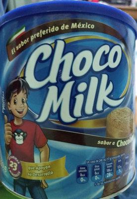 Choco Milk sabor a chocolate - Producte - es