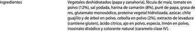 Sopa Méxicana Caldo de Camarón - Ingrediënten