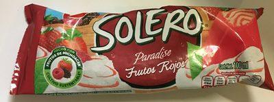 Paleta Solero Frutos Rojos Holanda - Product