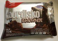 Mordisko Brownie - Product - es