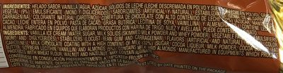 Almendras - Ingrediënten - es