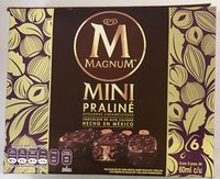 Magnum mini praliné - Produit - es