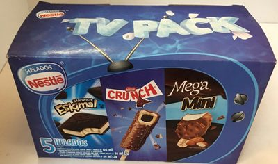 TV Pack Nestle - Produit - es