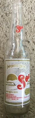 Bière - Product