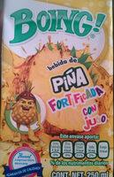 boing de piña - Produit