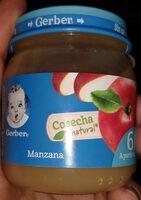 Gerber manzana - Product - es