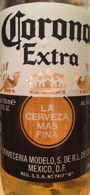 Corona Extra - Produit - fr