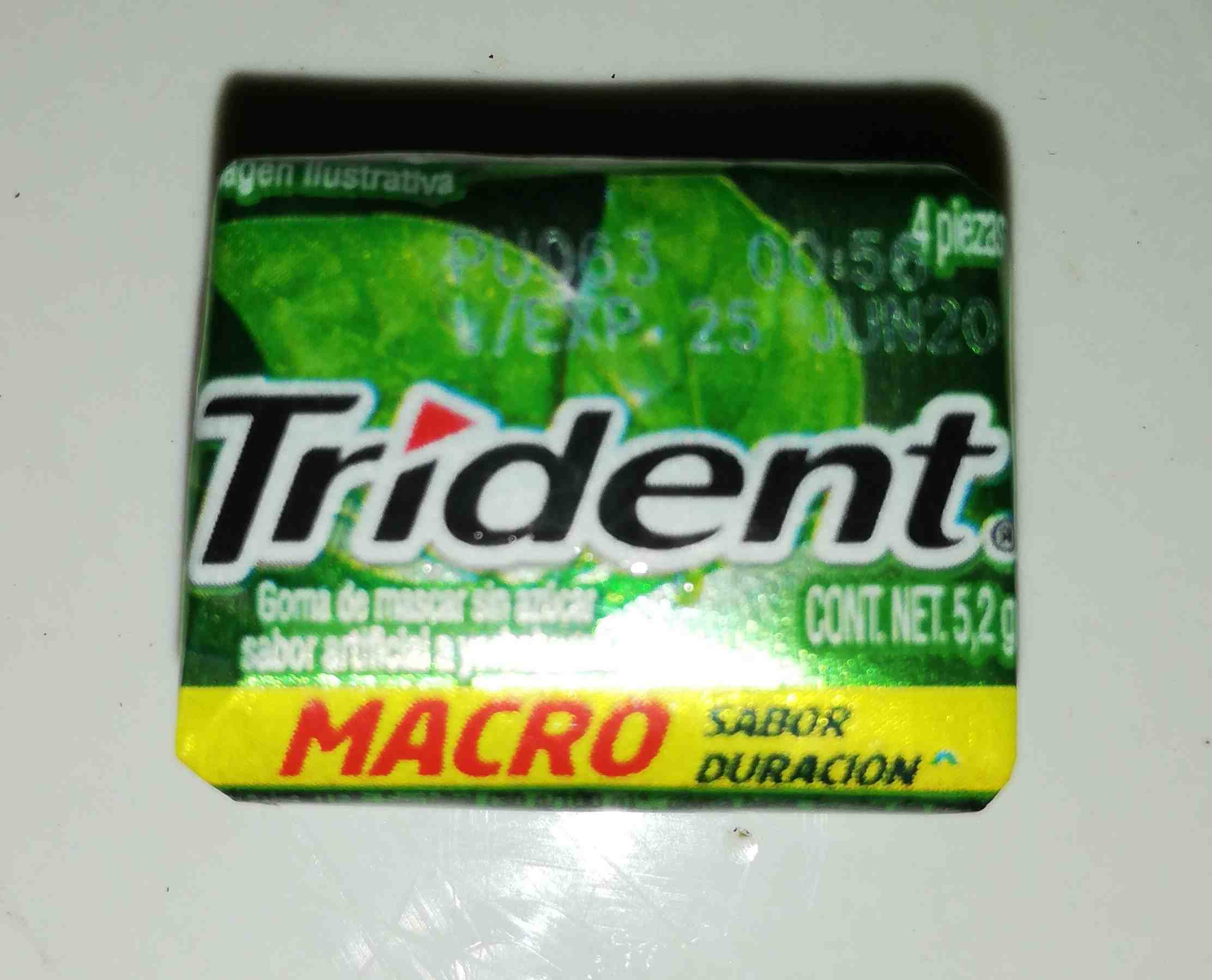 Trident - Product