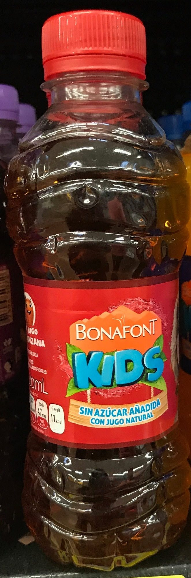 Bonafont Kids Sabor Manzana - Product - es