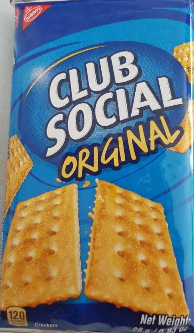 Club Social Original - Product