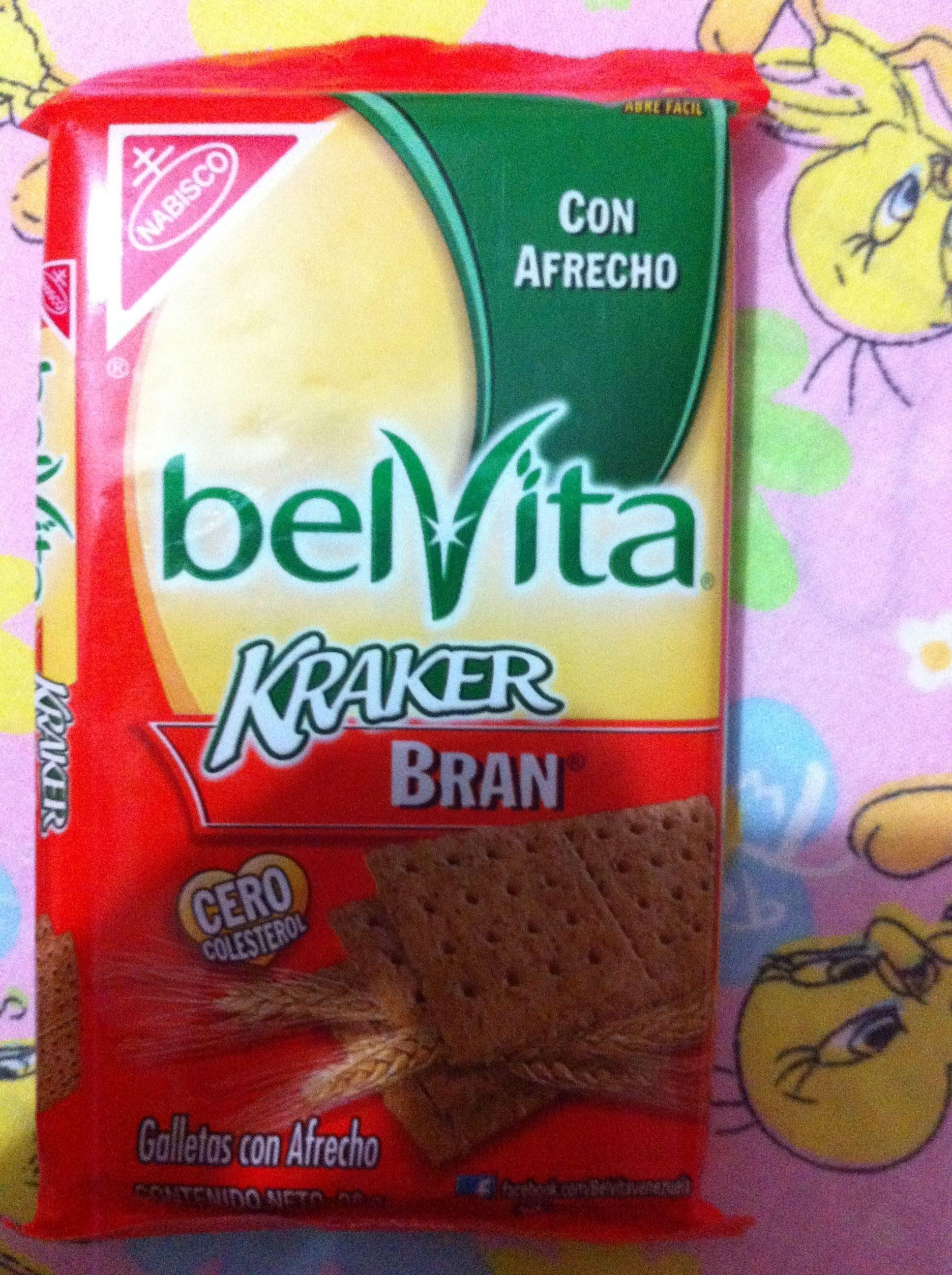 Kraker bran - Product
