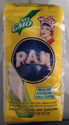 Harina de maíz - Producto - es