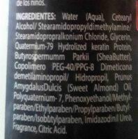 crema - Ingredients - en