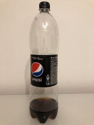 PEPSI MAX - maximum taste - no calories - Product