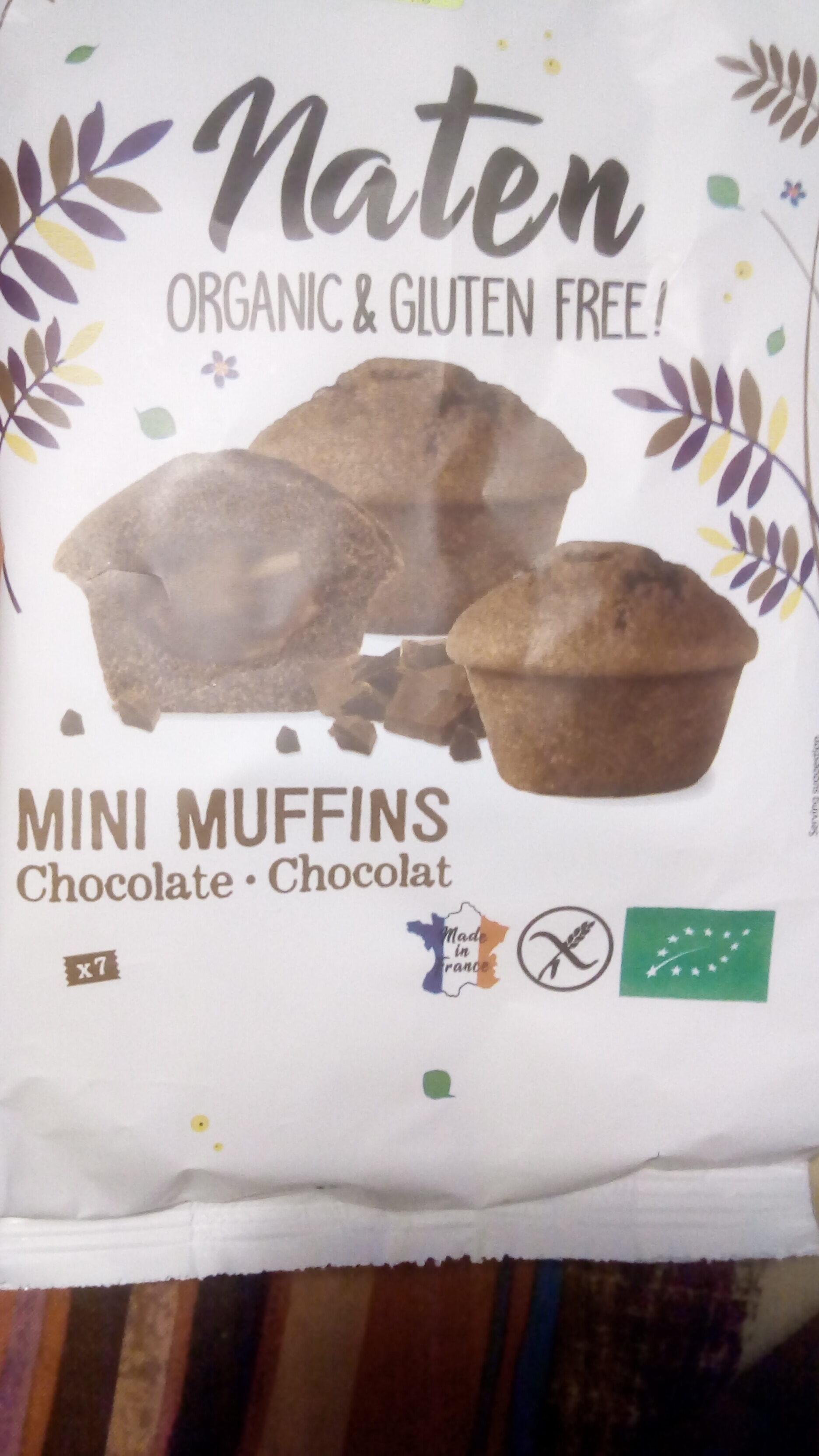 MINI MUFFINS CHOCOLAT - Produit - fr