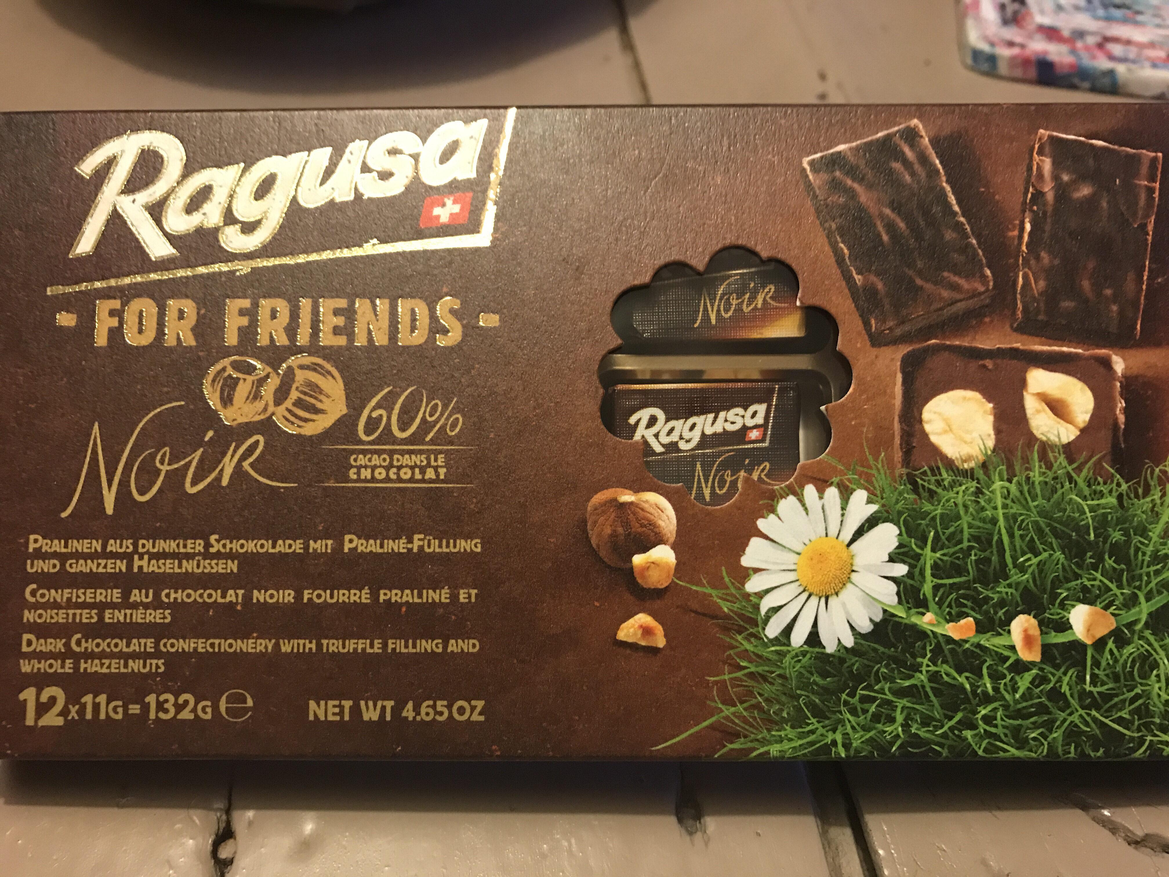 Ragusa noir - Produit