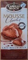 Mousse Chocolat - Prodotto - en