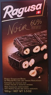 Ragusa Noir - Prodotto - fr