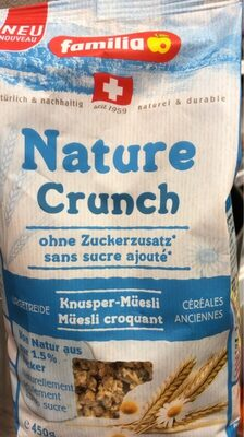 Nature crunch - Product - fr