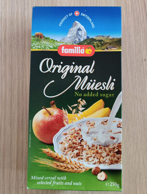 Original Muesli - Product - en
