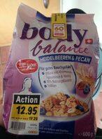 Body balance - Product - fr