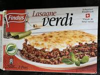 Lasagne Verdi - Product - fr