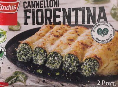 Cannelloni Fiorentina - Product - fr